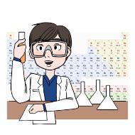 화학공학 기술자의 설명을 돕기 위한 일러스트