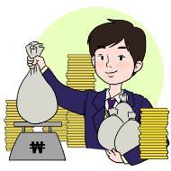 금융자산운용가의 설명을 돕기 위한 일러스트